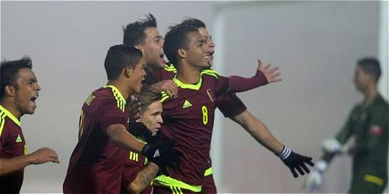 Venezuela sorprendió a Ecuador y lo derrotó 4-2 en el Suramericano