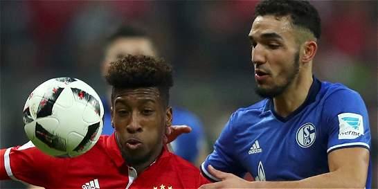 Bayern Múnich no pudo con el Schalke 04: empataron 1-1