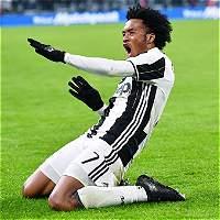 Con un golazo de Cuadrado, Juventus le ganó 1-0 al Inter de Milán