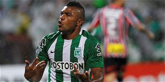 Borja, ilusionado con Palmeiras, dice que familia tiene maletas hechas