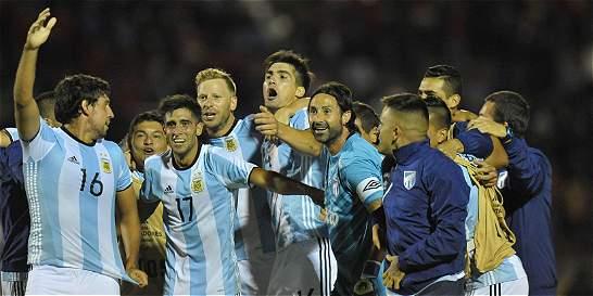 Con la camiseta de Argentina, Tucumán clasificó en la Libertadores