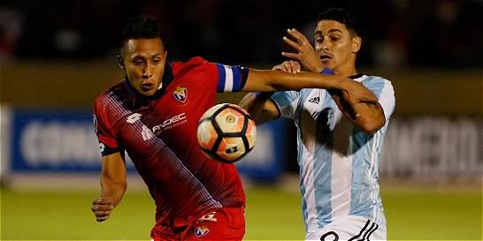 El Nacional impugnará partido y dice que Conmebol los obligó a jugar