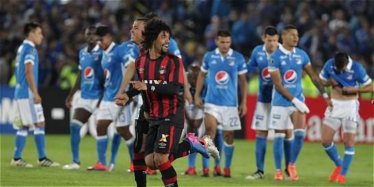 Millonarios no pudo y le dijo adiós a la Libertadores