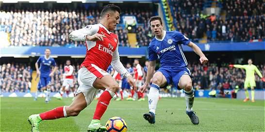 Arsenal y Liverpool buscan redimirse y Chelsea seguir en buena racha