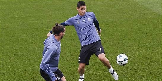 Gareth Bale volvió a entrenar con el Madrid después de 2 meses y medio
