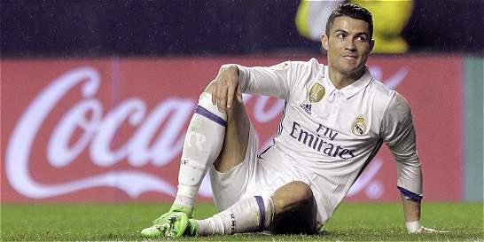 Cristiano se ejercitó en el gimnasio, Bale se entrenó con el grupo