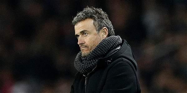 Luis Enrique entrenador del Barcelona