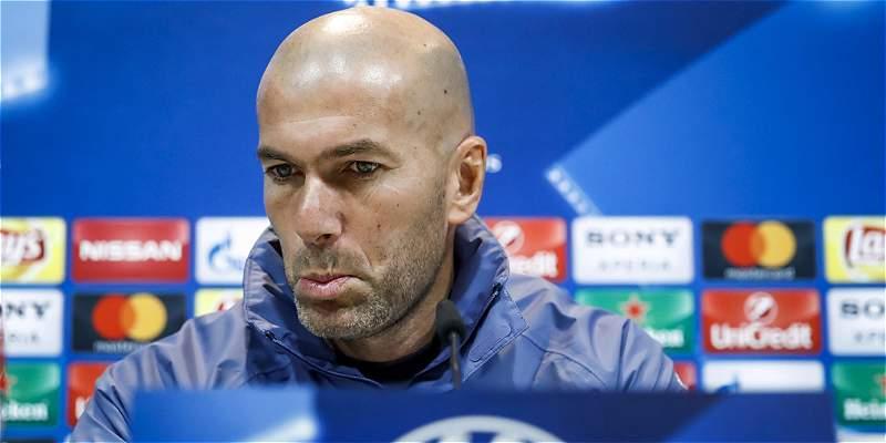 'Vimos a un PSG fuerte, pero Barcelona aún no está eliminado': Zidane