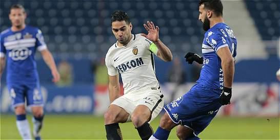 Mónaco no pudo con el colero de Francia: empató 1-1 con el Bastia