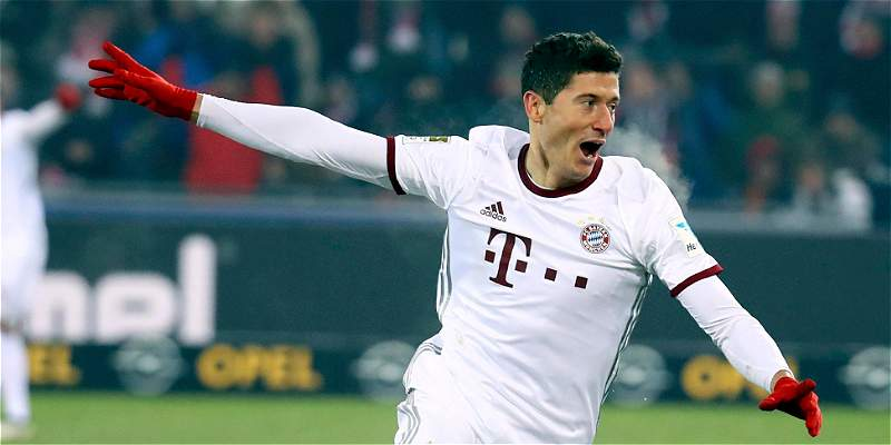 Bayern Múnich tropezó en Berlín: empató 1-1 con el Hertha