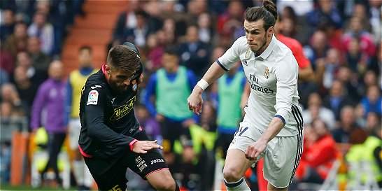 En el día del regreso de Bale, Real Madrid derrotó 2-0 al Espanyol