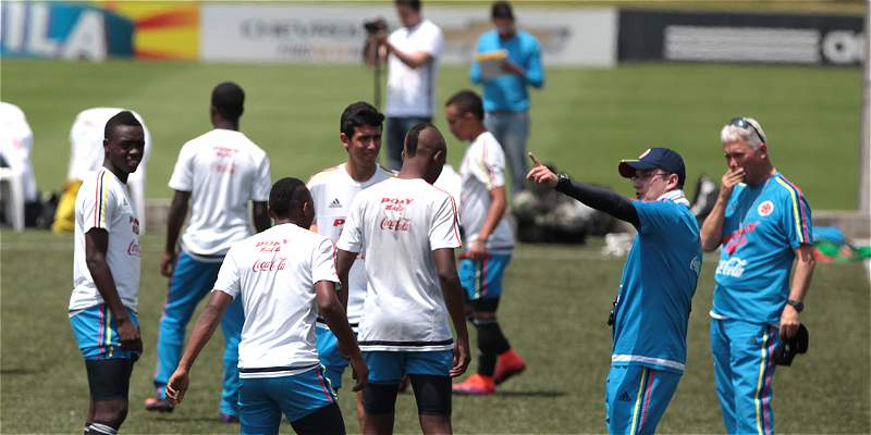 Así se prepara la Sub 17 para el Suramericano en Chile