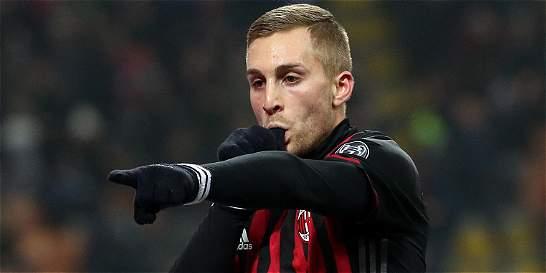Gerard Deulofeu salvó al Milán: derrotó 2-1 a la Fiorentina