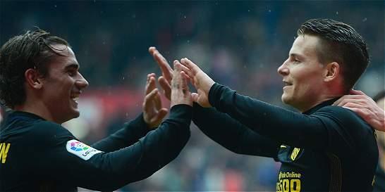 Atlético de Madrid, a encarrilar su paso a cuartos de la Champions