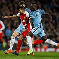 Falcao botó penalti para el Mónaco que sigue ganando 1-2 vs. City
