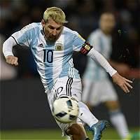 Messi y Argentina inaugurarán el estadio de la final Mundial 2018
