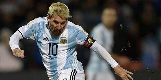 Messi y Argentina inaugurarán el estadio de la final del Mundial 2018