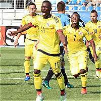 Colombia venció 3-1 a Uruguay y clasificó al hexagonal final