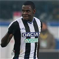Duván Zapata anotó en el empate del Udinese 1-1 contra la Juventus