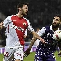 Mónaco goleó 4-0 a Nantes y es el líder de la Liga de Francia