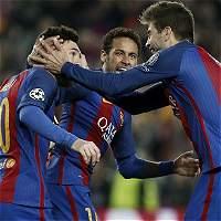 Milagro en el Camp Nou: Barcelona goleó 6-1 al PSG y clasificó