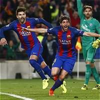 Así explotó de alegría el Camp Nou con el último gol de Barcelona