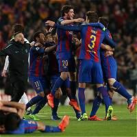 El milagro del Barça en la Champions en 6 actos