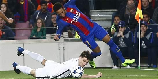 Estas fueron las polémicas decisiones arbitrales del Barcelona y PSG