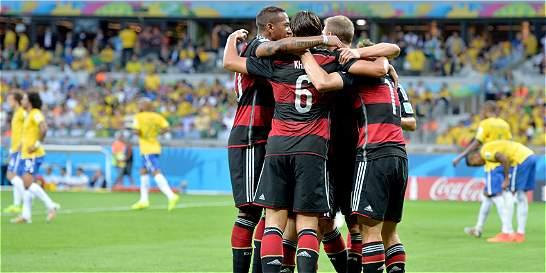 Brasil y Alemania jugarán un partido amistoso antes de Rusia 2018