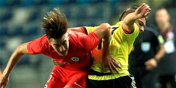 Colombia vs. Chile.
