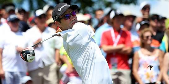 Mal arranque para Camilo Villegas en el Quicken Loans National de golf