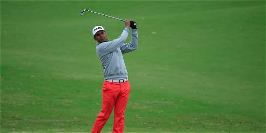 El 'Top 10' en el Louisiana Open acerca a Sebastián Muñoz al PGA