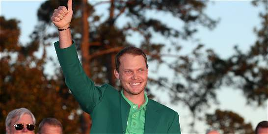 Willett, ganador del Masters, ingresó al 'top' 10 del PGA
