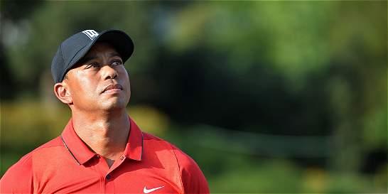 Tiger Woods no disputará el Abierto Británico