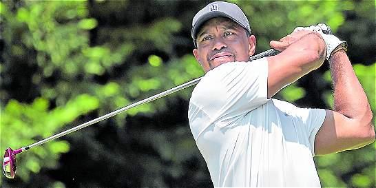 Tiger Woods anuncia que jugará en diciembre el Hero World Challenge