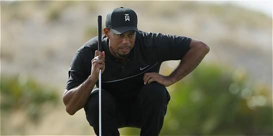 Tiger Woods volvió a jugar 466 días después