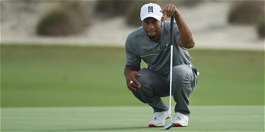 El difícil retorno de Tiger Woods al mundo del golf