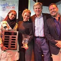 El Colombia Championship, mejor torneo del año en el web.com Tour