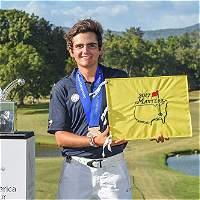 Echavarría, octavo del Latin American Amateur Championship en Panamá