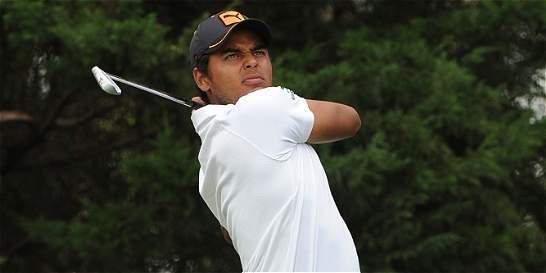 Juan Sebastián Muñoz no se mete presión en el PGA