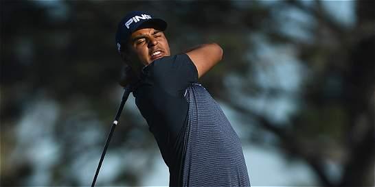 Muñoz, el tercer colombiano en llegar a la máxima categoría del golf