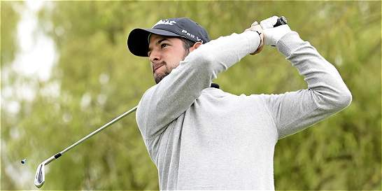 Santiago Gómez asume el liderato del Avianca Colombia Open