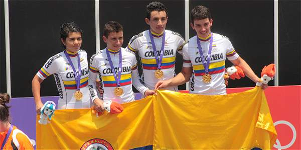 Hace cuatro años, la delegación de Colombia ganó cinco medallas en los Juegos Olímpicos de la Juventud Singapur-2010.