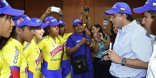 Lista la Selección Colombia de Patinaje de Carreras para el Mundial