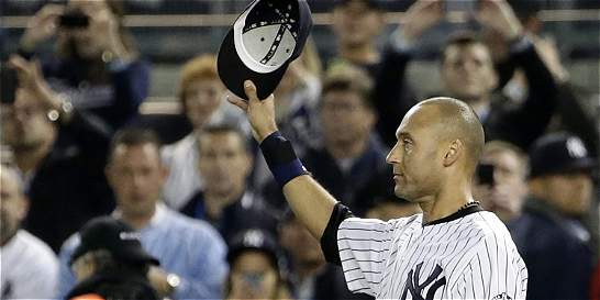 Jeter, la leyenda yankee que dijo adiós al béisbol