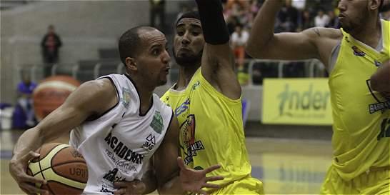 Barrancabermeja, primer finalista en la Liga de Baloncesto