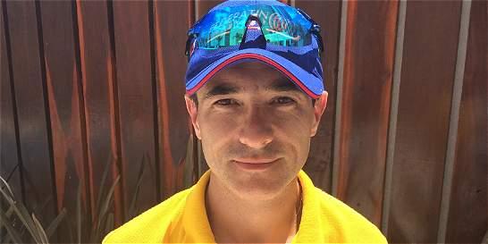 Iván Vargas: el odontólogo que entrena patinadores