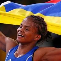 Jackeline Rentería también lo hizo: ganó medalla de oro en Veracruz