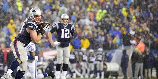 Patriotas se coronó campeón de la Conferencia Americano de la NFL