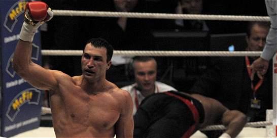 Vladimir Klitschko quiere medirse a Briggs tras la pelea con Jennings